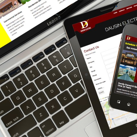 Dausin Electric Lights The Way With New Website Launch